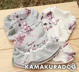 【鎌倉DOG】【犬の服】【ドッグウェア】パーリーワンピース