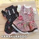 【ドッグウェアー】【犬の服】【犬服】クラシカルワンピース