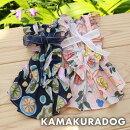 【犬服】フェミニンワンピース