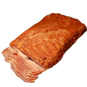 ベーコン丸ごと1枚4kg前後分割は10分割のみです!同梱不可となります。