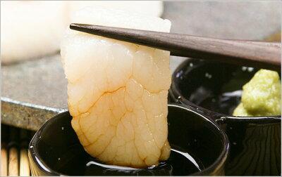 Lサイズのホタテ貝柱