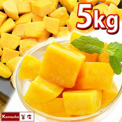 冷凍マンゴー(500g×10)計5kg