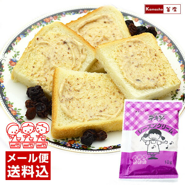 デキシー・レーズンクリーム(10g×40ヶ)[他の商品と同梱不可]