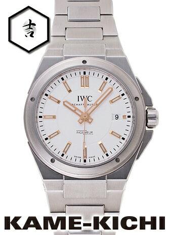IWC インヂュニア Ref.IW323906 新品 シルバー (IWC Ingenieur)【楽ギフ_包装】