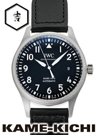 IWC マークXVIII Ref.IW327001 新品 ブラック (IWC Mark XVIII)【楽ギフ_包装】
