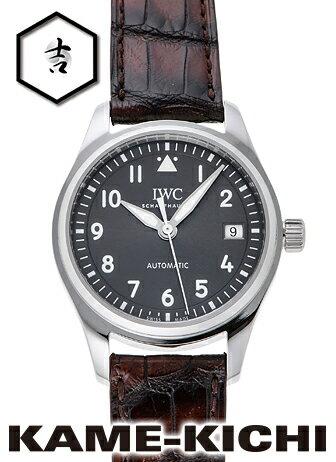 IWC パイロットウォッチ オートマティック 36 Ref.IW324001 新品 グレー (IWC Pilot's Watch Automatic 36)【楽ギフ_包装】