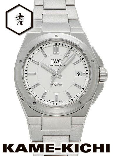 【中古】IWC インヂュニア Ref.IW323904 シルバー (IWC Ingenieur)【楽ギフ_包装】