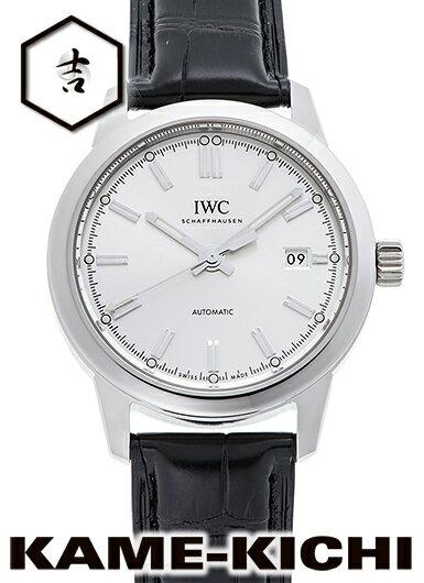 IWC インヂュニア Ref.IW357001 新品 シルバー (IWC Ingenieur)【楽ギフ_包装】