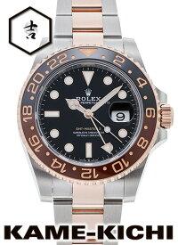 ロレックス GMTマスターII Ref.126711CHNR 新品 ブラック (ROLEX GMT MasterII)【楽ギフ_包装】