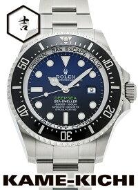 ロレックス シードゥエラー ディープシー Ref.126660 新品 Dブルー (ROLEX Sea-Dweller Deep Sea)【楽ギフ_包装】