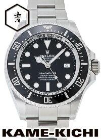ロレックス シードゥエラー ディープシー Ref.126660 新品 ブラック (ROLEX Sea-Dweller Deep Sea)【楽ギフ_包装】