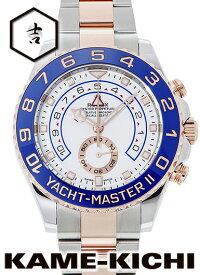 ロレックス ヨットマスターII Ref.116681 新品 ホワイト (ROLEX Yacht MasterII)【楽ギフ_包装】