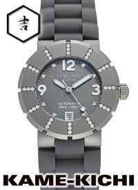 ショーメ クラスワン オートマティック チタン ディープウォッチ ルミエール Ref.W1728E-38N 新品 グレー (CHAUMET Class One Automatic Titan Deep Watch Lumiere)【楽ギフ_包装】