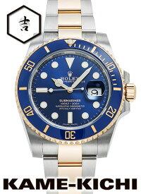 ロレックス サブマリーナ デイト Ref.116613LB 新品 ブルー (ROLEX Submariner Date)【楽ギフ_包装】