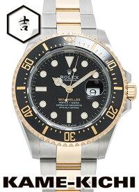 ロレックス シードゥエラー Ref.126603 新品 ブラック (ROLEX Sea Dweller)【楽ギフ_包装】