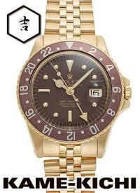 【中古】ロレックス 3年保証 GMTマスター Ref.1675/8 ブラウン (ROLEX GMT Master)【楽ギフ_包装】