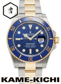 ロレックス サブマリーナ デイト Ref.126613LB 新品 ロイヤルブルー (ROLEX Submariner Date)【楽ギフ_包装】