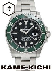 ロレックス サブマリーナ デイト Ref.126610LV 新品 ブラック (ROLEX Submariner Date)【楽ギフ_包装】
