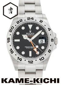 ロレックス エクスプローラーII Ref.226570 新品 ブラック (ROLEX ExplorerII)【楽ギフ_包装】