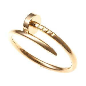 カルティエ ジュスト アン クル リング SM Ref.B4225955 新品 (CARTIER Juste Un Clou Ring)【楽ギフ_包装】