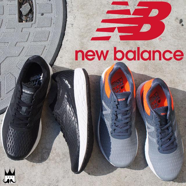 ニューバランス new balance メンズ スニーカー MBORA ワイズD BORACAY ローカット ランニングシューズ 運動靴 ジョギング フルマラソン クッション性 軽量 サポート性 ブラック/ホワイト グレー/オレンジ evid