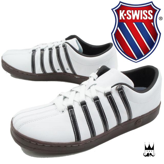 ケースイス K-SWISS クラシック88 メンズ スニーカー CLASSIC 88 ローカット カジュアルシューズ ポロンインソール クッション性 レザー 02248 evid