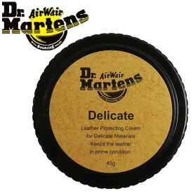 ドクターマーチン デリケートクリーム 靴クリーム クリーム シューケア 靴ケア お手入れ 靴磨き Dr.Martens
