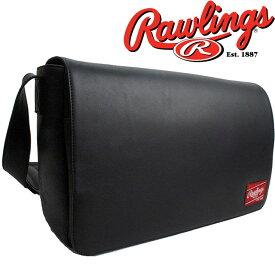 【送料無料】(一部地域除く)ローリングス Rawlings メンズ バッグ HOHMESB LEATHER GOODS メッセンジャー カジュアル ビジネスマン ベースボール evid ab-c