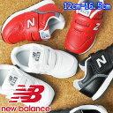 ニューバランス スニーカー 男の子 女の子 子供靴 ベビー キッズ IZ996L ベルクロ ローカット ファーストシューズ 子供靴 運動靴 ホワ…