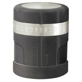 プルテックス アンチオックス ブラック ワインセーバー かぶせるだけ 酸化防止 スペイン ワインツールス オリジナル デザイン 軽量 タフ 機能性 シンプル プロの道具 シリコン カーボンフィルター 画期的商品 世界水準 プロフェッショナル