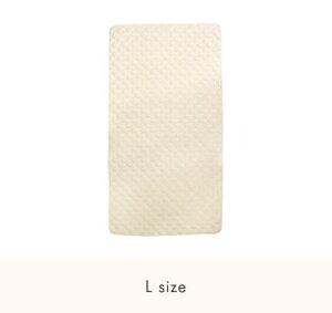 ファルスカ コンパクトベッド オーガニック Wガーゼ 敷きパッド L 洗い替え 洗濯可能 グランドールインターナショナル 上質 オーガニックコットン 吸汗性抜群 ベビーに優しい 肌触り タオル