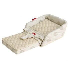 【送料無料】【人気商品】ファルスカ ベッドインベッド フレックス シープ&ホルン コットンタイプ 洗濯可能 ねんね おすわり チェアベルト 成長に合わせて長く使える 添い寝サポート お座りサポート Q-TEC基準合格 検品検針済み