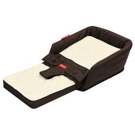 【送料無料】【人気商品】ファルスカ ベッドインベッド フレックス ブラウン ポリエステルタイプ 洗濯可能 ねんね おすわり チェアベルト 成長に合わせて長く使える 添い寝サポート お座りサポート Q-TEC基準合格 検品検針済み