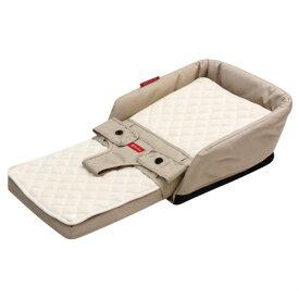 【送料無料】【人気商品】ファルスカ ベッドインベッド フレックス ベージュ ポリエステルタイプ 洗濯可能 ねんね おすわり チェアベルト 成長に合わせて長く使える 添い寝サポート お座りサポート Q-TEC基準合格 検品検針済み