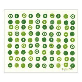 e.スポンジワイプ Bengt&Lotta ベングト&ロッタ キャンディ 水切り (L) グリーン サステナブル セルロース ふきん 誕生70年 スウェーデン 木から生まれた 土に還る素材 天然素材
