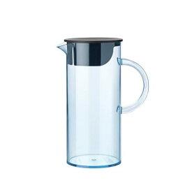 Stelton EM ジャグ ブルー インスパイア ウォータージャグ シンプル デザイン 日常使い 食卓 冷蔵庫 お水 お茶 ドリンク キッチン ダイニング 北欧 エリック・マグヌッセン デンマーク