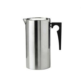 Stelton CYLINDA-LINE シリンダライン フレンチプレス 1L ステンレス デンマークデザインの父 アルネヤコブセン 円筒形 デザイン 時代を超えた名作 バランス エレガント 名作 北欧 スタイリッシュ 上品 シンプル キッチン ダイニング ステルトン