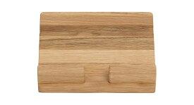 【ポイント5倍設定中!】DEN PADスタンド オーク LaTree ラトレ 飛騨家具 hidakagu 無垢材 オイル仕上げ すっきり収まる 木製 雑貨 小物 インテリア トータルコーディネート ベトナム セルボ コレオ 使いやすい オーソドックス デザイン シンプル