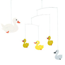 Flensted Mobiles フレンステッド・モビール The Ugly Duckling アグリー ダックリング 動く彫刻 アート デンマーク 北欧 雑貨 インテリア 知育玩具 リラックス ギフト 出産祝