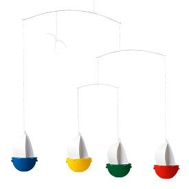 Flensted Mobiles フレンステッド・モビール Sail Fun セールファン 動く彫刻 アート デンマーク 北欧 雑貨 インテリア 知育玩具 リラックス ギフト 出産祝