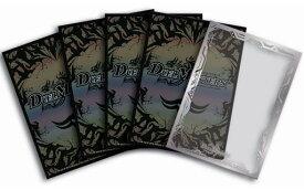 【新品】 DM デュエル・マスターズ カードプロテクト ◆闇文明!!◆ 黒色 ブラック スリーブ 42枚+透明プロテクト 13枚入り