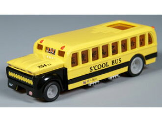 AW 4Gear-S'cool Bus (Yellow) HO slot car 5000036 fs3gm