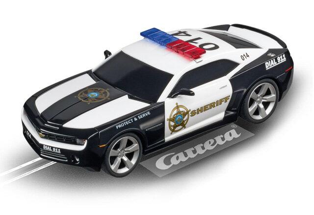 Carrera 20030756 Chevrolet Camaro Sheriff Digital 1/32 カレラ スロットカー デジタル