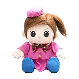 旅大好きはるちゃん 【オリジナルポスター付き】音声認識機能付きコミュニケーショントイ 旅大好きはるちゃん おしゃべり人形 お話し人形 はるチャン おしゃべりみーちゃん のお友達に 母の日ギフト 誕生日 プレゼント