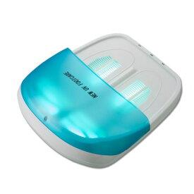 (キャッシュレス5%還元) 《500円クーポン配布》 3特典【送料無料+保証+ポイント】 家庭用紫外線治療器 NEW UVフットケア CUV-5 ニューUVフットケア CUV5 紫外線治療機
