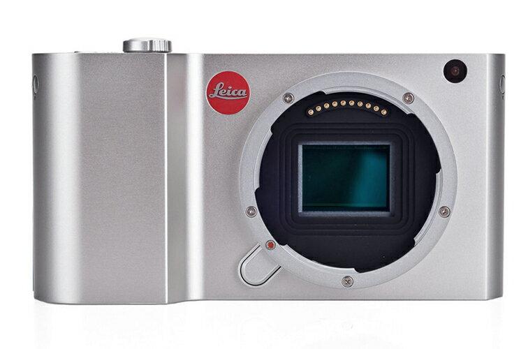 【アウトレット】Leica/ライカT シルバー【smtb-TD】【がんばろう!宮城】