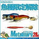 【BREADEN/ブリーデン】Metalmaru28[メタルマル][ネコポス対応:5]【即納可能】