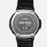 【CASIOカシオ】PROTREKSmartプロトレックスマートWSD-F30-RGレッド