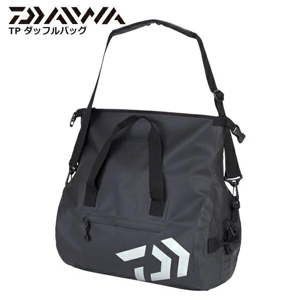 【即納可能】【DAIWA ダイワ】 グローブライド 16 TP ダッフルバッグ(B) ブラック