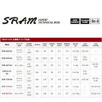 【TICT】ティクトSRAMスラムEXR-60S-Sis【即納可能】